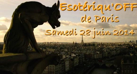 Esotériqu'OFF de Paris (28/06/2014) Affiche01